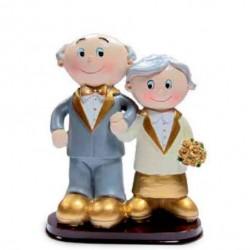 Noivos Bodas de Ouro 50 Anos