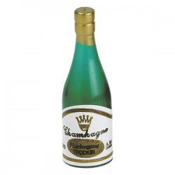 Garrafa de Champagne