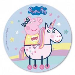 Hóstia Peppa Pig 20cm