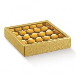 Caixa Dourada Bombons