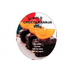 Preparado Bolo ChocoLaranja