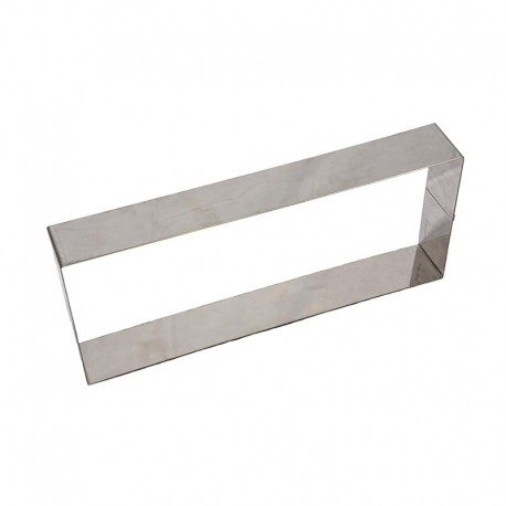 Aro Inox rectangular