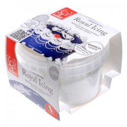Preparado Royal Icing (Glacê Real) 150g