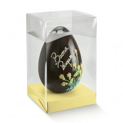 Caixa Ovo Chocolate Pascoa 15x15x20cm