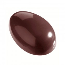 Molde Policarbonato Ovo Chocolate Gigante