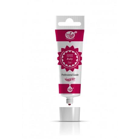 ProGel® Corante Concentrado Gel Vermelho Ruby25g