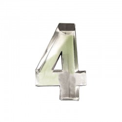 Forma para Bolo Nº4 34cm