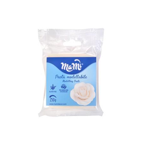Pasta Modelagem Branca 250g