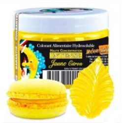 Corante Intenso Hidrossolúvel Amarelo Citrico 50g