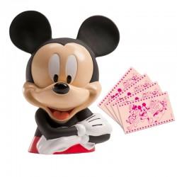 Topo de Bolo Mealheiro Mickey