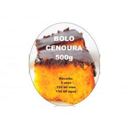 Preparado Bolo de Cenoura 500g