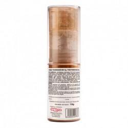 Spray Pulverizador Dourado 10g