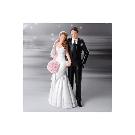 Noivos Casamento 16cm