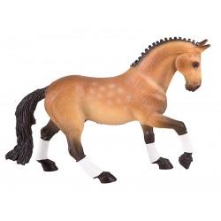 Cavalo Trakehner 17cm