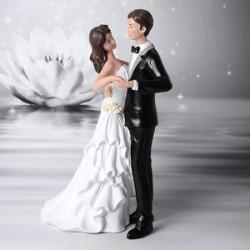 Noivos Elegantes 20cm