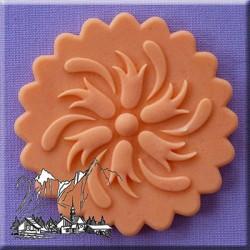 Molde Silicone Cupcake Topper
