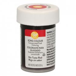 Corante em Gel Red No Taste (Vermelho) 28g Wilton