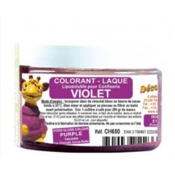 Corante Lipossolúvel Violeta 20g