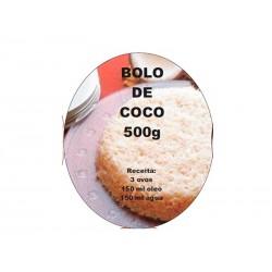 Preparado Bolo Coco 500g