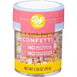 Sprinkles Confetti Coloridos 50g Wilton