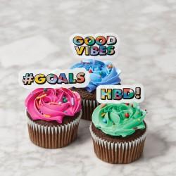Espetos Cupcakes Cj.12