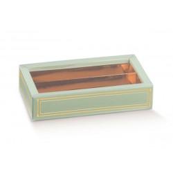 Caixa Verde Elegante| Bombons