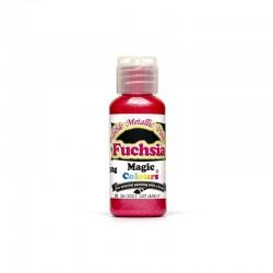 Corante Liquido Metallic Fuchsia