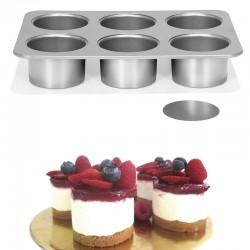 Forma Tabuleiro Cheesecake