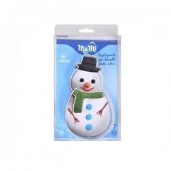 Cortantes Natal | Boneco de Neve e Cachecol