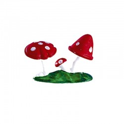 Cogumelos com Base 4cm
