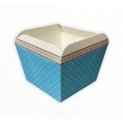 Caixa Azul Doces