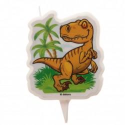 Velas Dinossauro 2D