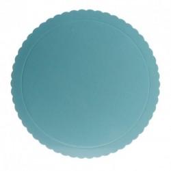 Base Azul para Bolos 30cm