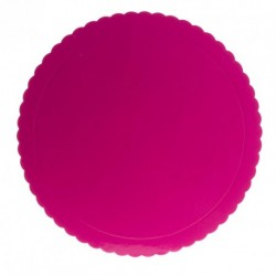 Base rosa para Bolos 30cm