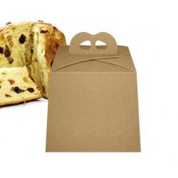 Caixa Kraft Pastelaria