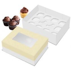Caixa 12 Cupcakes
