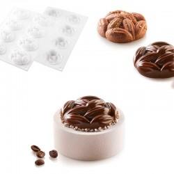 Molde Silicone Cocoa 35 Silikomart