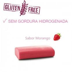 Pasta de Açúcar Rosa | Sabor Morango | Fondant Pink 250g