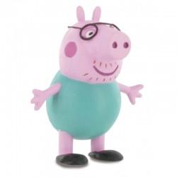 Papá Porquinha Peppa | Peppa Pig 6cm
