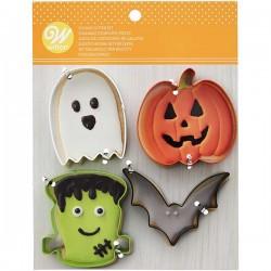 Cortantes Halloween