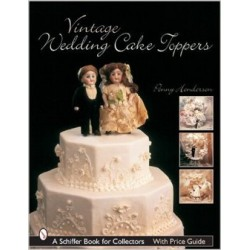 Livro Vintage Wedding Cake Toppers