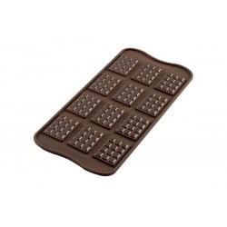 molde silicone tablete