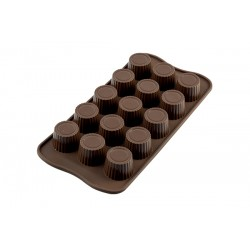 SILICONE - MOLDE BOMBONS PRALINE CX