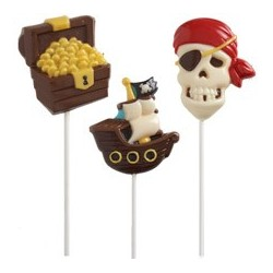 Molde Bombons Piratas