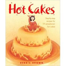 LIVROS - HOT CAKES - DEBBIE BROWN
