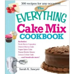LIVROS - EVERYTHING CAKE MIX COOKBOOK
