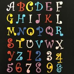Marcador Alfabeto