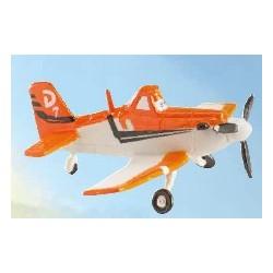 Avião 6cm Pvc