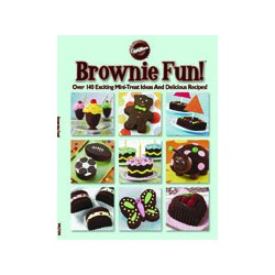 WILTON - LIVRO BROWNIE FUN