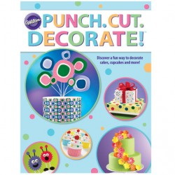 WILTON - LIVRO PUNCH.CUT.DECORATE